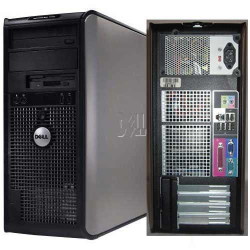 Dell OptiPlex 755 Mini-Tower: Front Source Tech