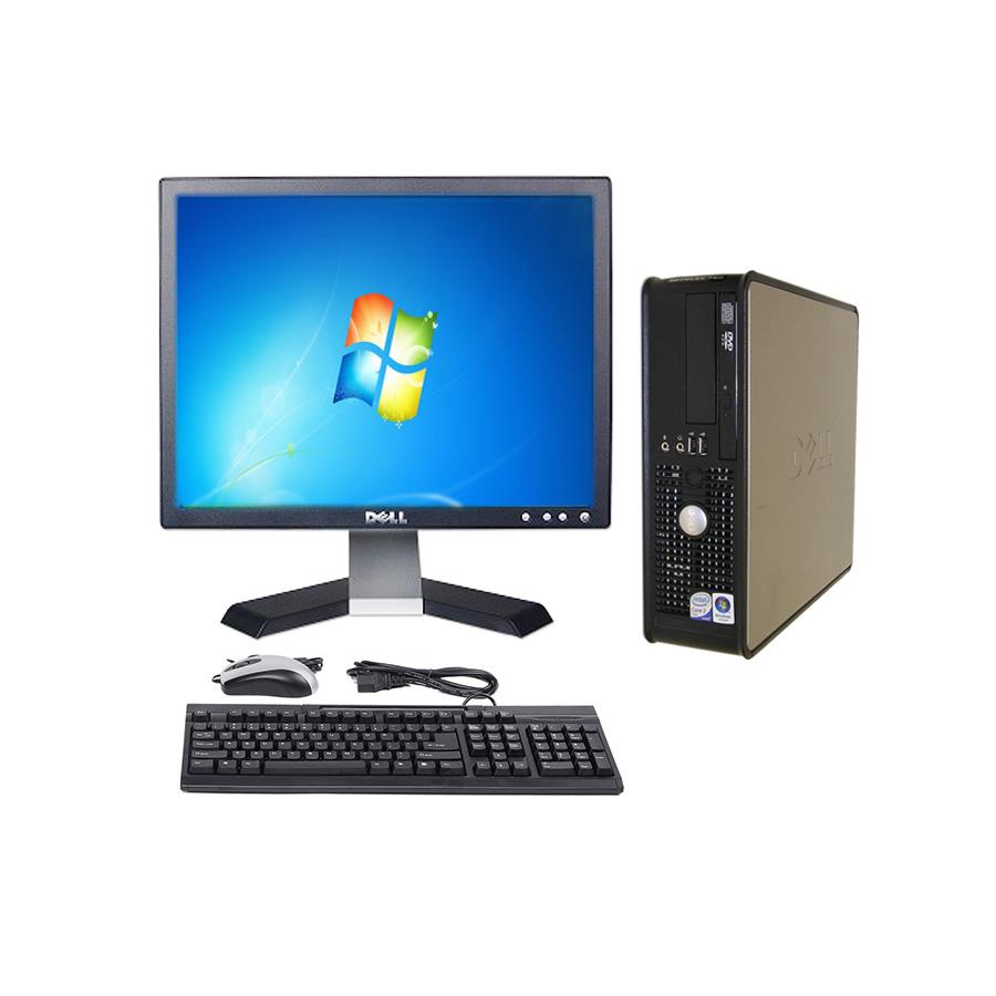 Dell OptiPlex 780 Mini-Tower: Front Source Tech